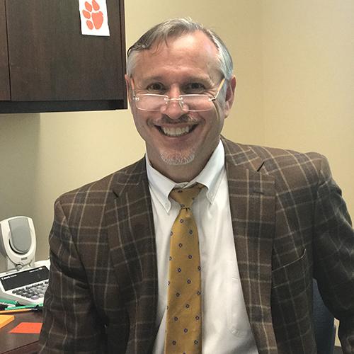 Jonathan Nelson of ISA, Asheville, N.C