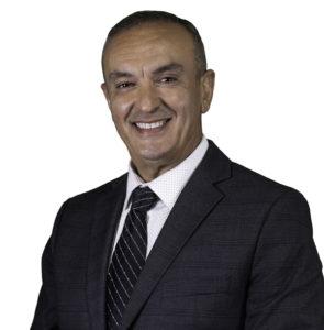 Iroquois insurance network consultant Patrick Zerarka of Arizona
