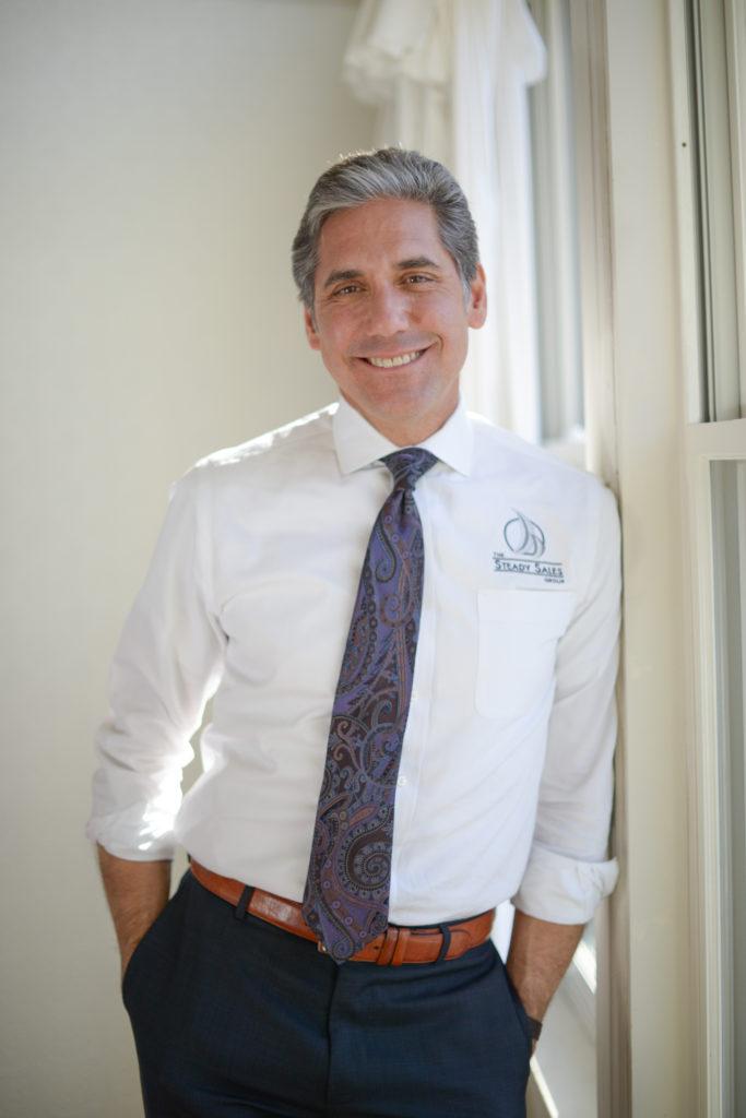 Sheldon Sondgrass, accountability partner from steadysales.com